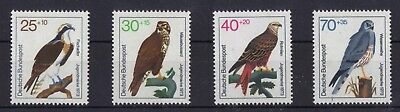 20 BRD Bund Germany Mi.-Nr.: 754 755 756 757  Vögel postrisch Top!