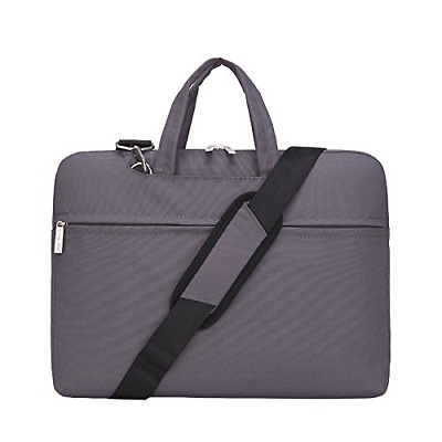 Shoulder Macbook Case Multi-functional waterproof Laptop Shoulder Bag Briefcase