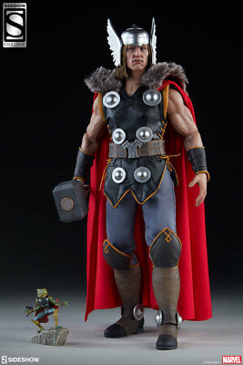 Sideshow Collectibles THOR EXCLUSIVE 1/6 Scale Action Figure Marvel Asgard