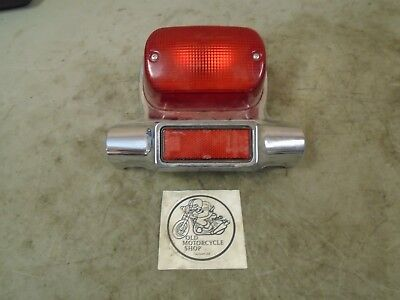 2008 Suzuki C50 Boulevard Tail Light/Brake Light