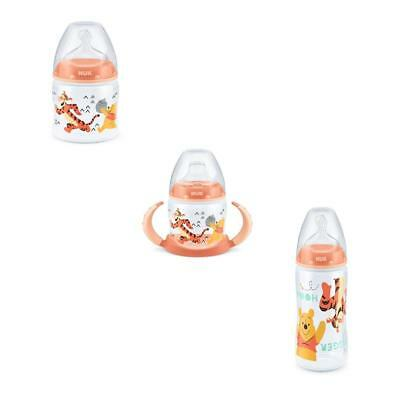 NUK Disney Winnie the Pooh Bottle 150ml/330ml / Learner Transition Cup