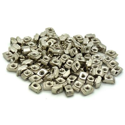 Post Assembly M3 T Nut for 2020 Profile Pack of 100 I2E3 O8G1