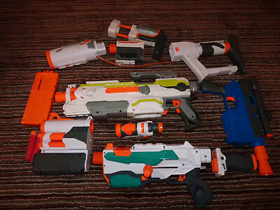 NERF MODULUS TRI-STRIKE PLUS Second Modulus and Star Wars Han Solo!