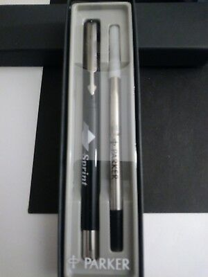 Parker Vector Rollerball And Cartridge