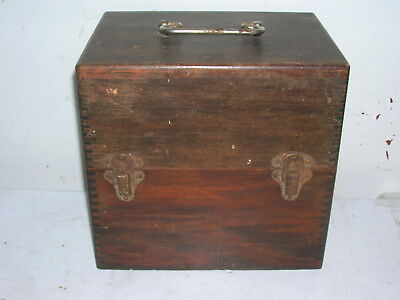 100+ year old Portable Double Cell Faraday Quack Device