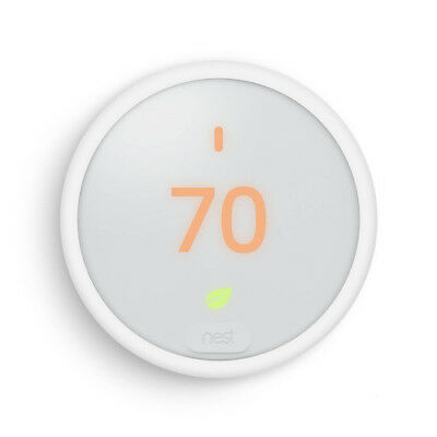 Nest Thermostat E Its easy to save energy Control from anywhere Brand New Sealed