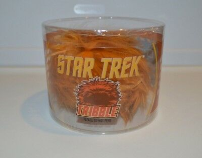 Star Trek Loot Crate exclusive TRIBBLE plush stuffed toy