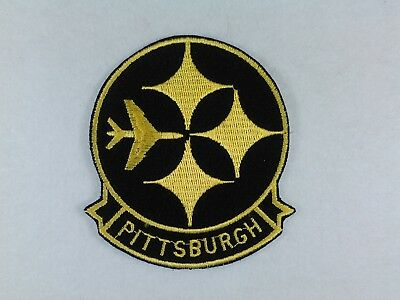 U.s.a.f. 147Th Air Refueling Squadron, Pittsburgh Kc-135, New, Authentic