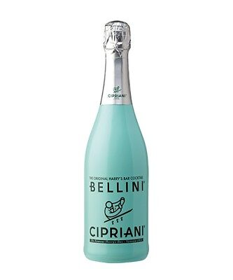Cipriani Bellini Cocktail