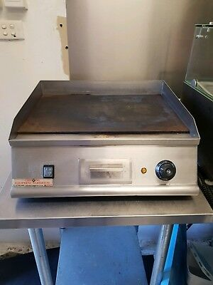 Commercial Bench Top Hot Plate/griddle/ grill