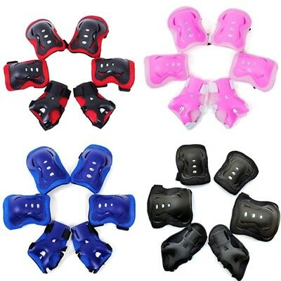 Kids and Teens Elbow Knee Wrist Protective Guard Safety Gear pads Hot Sales UK