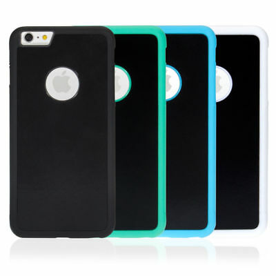 For iPhone 6/6S/7/8 Plus Anti Gravity Nano Suction Tech Magic Selfie Phone Case