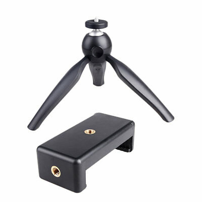 Portable Flexible Desktop Mini Camera Tripod Mount Stand With Phone Holder YH