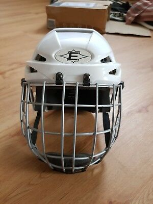 Eishockey Helm von Easton in gr M 56-59 cm