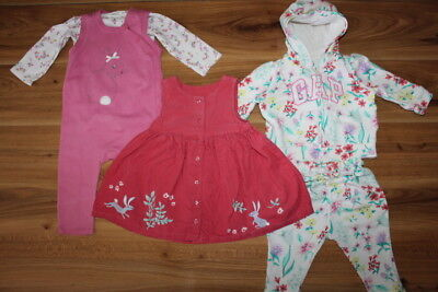 GAP Mothercare M&S girls autumn bundle 6-9 months *I'll combine postage* (44)