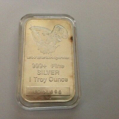 1 oz Englehard Bar