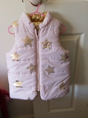 Girls Seed Vest Size 5