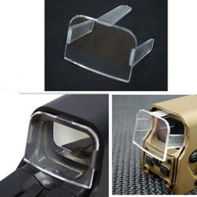 1Pc Holosight Lens Protective Reflection Cover Airsoft 551 552 553 Dot Sight UK