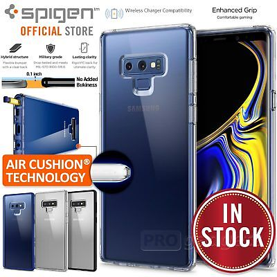 Galaxy Note 9 Case, Genuine SPIGEN Ultra Hybrid Hard Slim Cover for Samsung