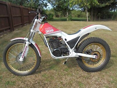 Montesa 309 - Trials