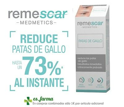 Remescar Reductor Patas De Gallo 8Ml Contorno Ojos Antiarrugas Anti Wrinkle