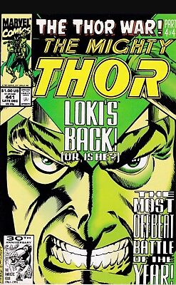 The Mighty Thor #441 Marvel Comics *MINT CONDITION