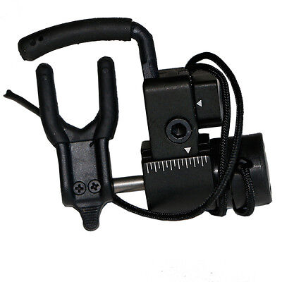 Ultra-Rest Drop Away Arrow Rest for Compound Bow Hunting Archery Alloy Tactical