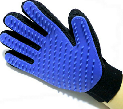 Magic Cleaning Brush Glove Rope for Pet Dog&Cat Massage Grooming Hair removal BE