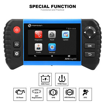BMW 3Series OBD2 Diagnostic Multi Car Scan Tool Fault Code Reader Android Tablet
