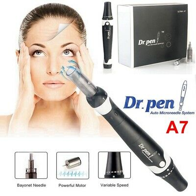 Electric Dr.Pen ULTIMA A7 Skin Care Auto Stamp Microneedling Beauty KIT & Needle