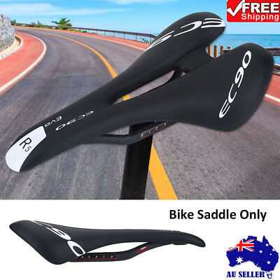 Ultra-light Mountain Bicycle Road Bike Carbon Fiber Seat Saddle Cushion Pad AU