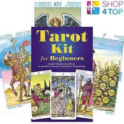 Tarot Kit For Beginners Tarot Cards Deck Esoteric Telling Llewellyn New