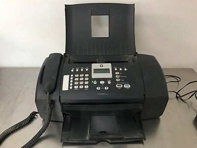 Genuine Color inkjet HP 1250 Fax Machine Copier Scanner