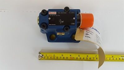 Rexroth DB-20-2-52/50 Pressure Relief Valve Pilot Operated on 958 base - New