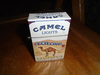 Camel Cigarette California State Hard Pack