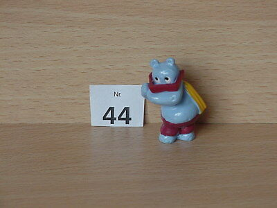 Nr. 44 ... Hippo mit roter Brille .. 1990