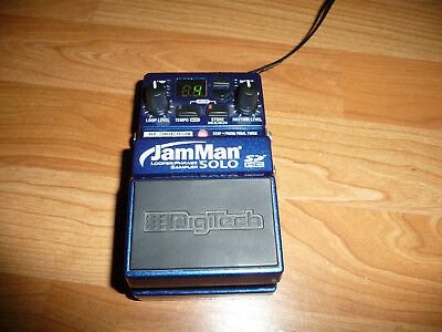 Digitech JamMan Solo Looper Station