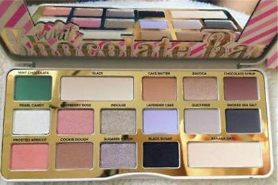 Chocolate White  Bar Palette Fards À Paupières Style Too Faced
