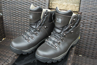 6771a8e2776 KARRIMOR ORKNEY WALKING Boots,Brown Size 9.5