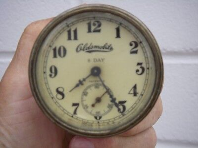 Olsmobile Vintage 8 day clock