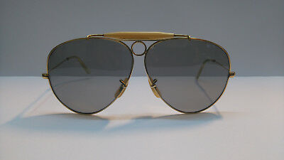 d9b81fc6423 B L RAY BAN USA sunglasses 1 30 10k GO 62mm Changeables Outdoorsman Shooter