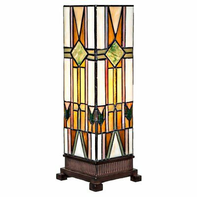 River Of Goods Hurricane Mission Style Table Lamp 69 99 Picclick