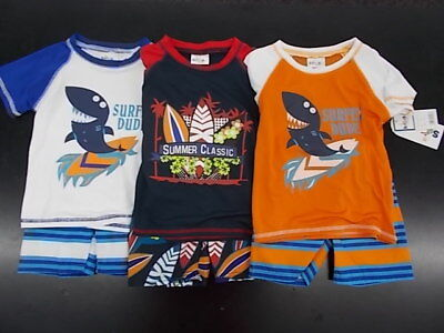 Infant & Toddler Boys Sweet & Soft $65 2pc Swim Sets Size 18 Months - 4T