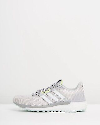 9af3d553c870 Adidas Women s Supernova Running Shoes Boost Ultra Gray Yellow Size 12