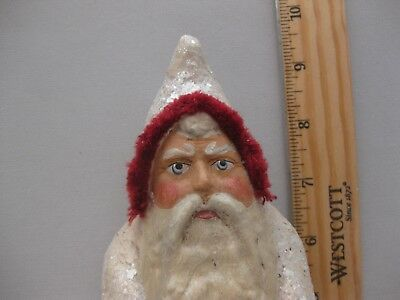 Walnut Ridge Collectibles 2002 Herr Conrad Herr Belsnickle  Collection 9 1/2""
