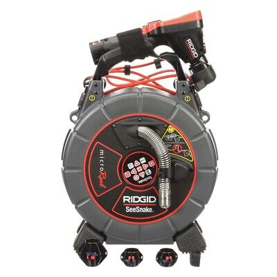 Ridgid 40808 SeeSnake microReel Video Inspection System