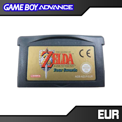 Jeu The Legend of Zelda : A Link to the Past - GameBoy Advance - EUR - Neuf