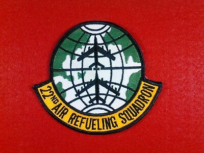 U.s.a.f...22Nd Air Refueling Squadron. New Condition, 80's