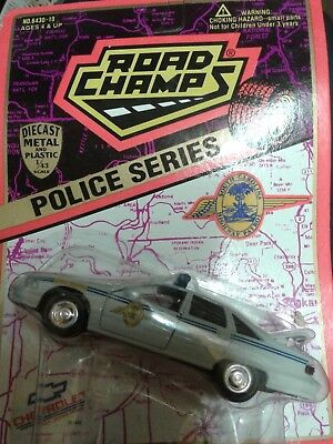 South Carolina Highway Patrol Police Trooper No Plate Chevy Caprice ROAD CHAMPS
