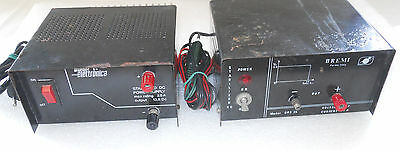 2X Alimentatore Elettrauto 13.8V 12.6V 2,5A Made In Italy Powersupply Car Auto